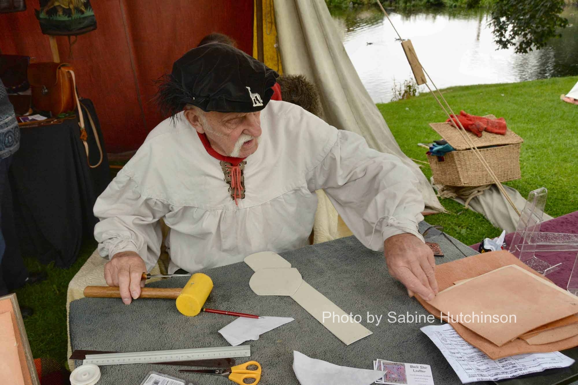 multi period living history weekend at whittington castle july 2016 - Multi Castle 2016